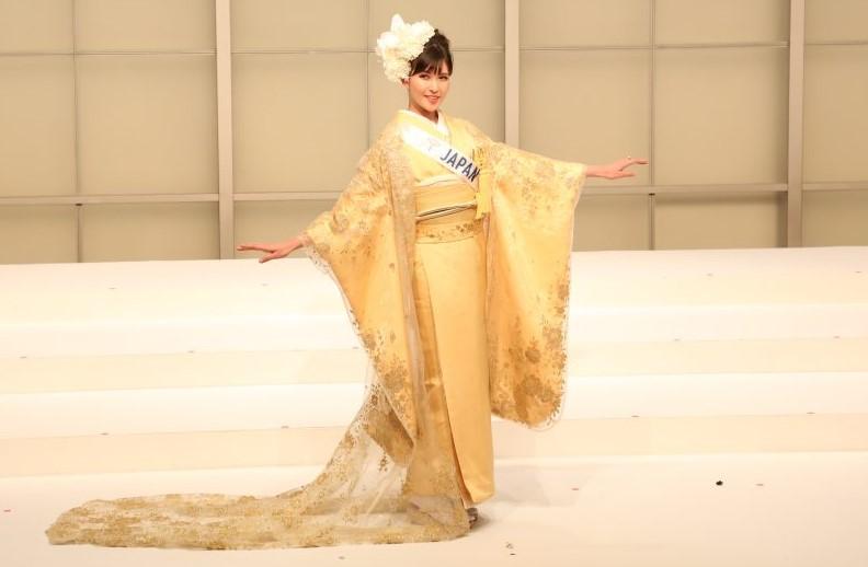 岡田朋峰(2019ミス・インターナショナル日本代表)