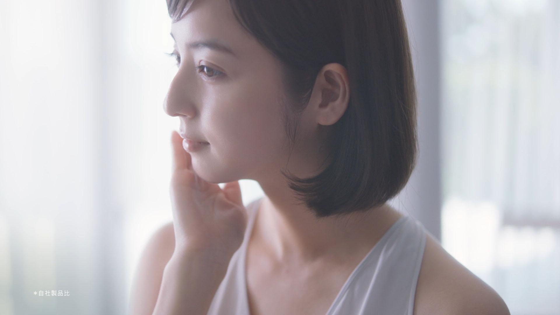 佐々木希/ファンケルのスキンケア「エンリッチ」TVCM