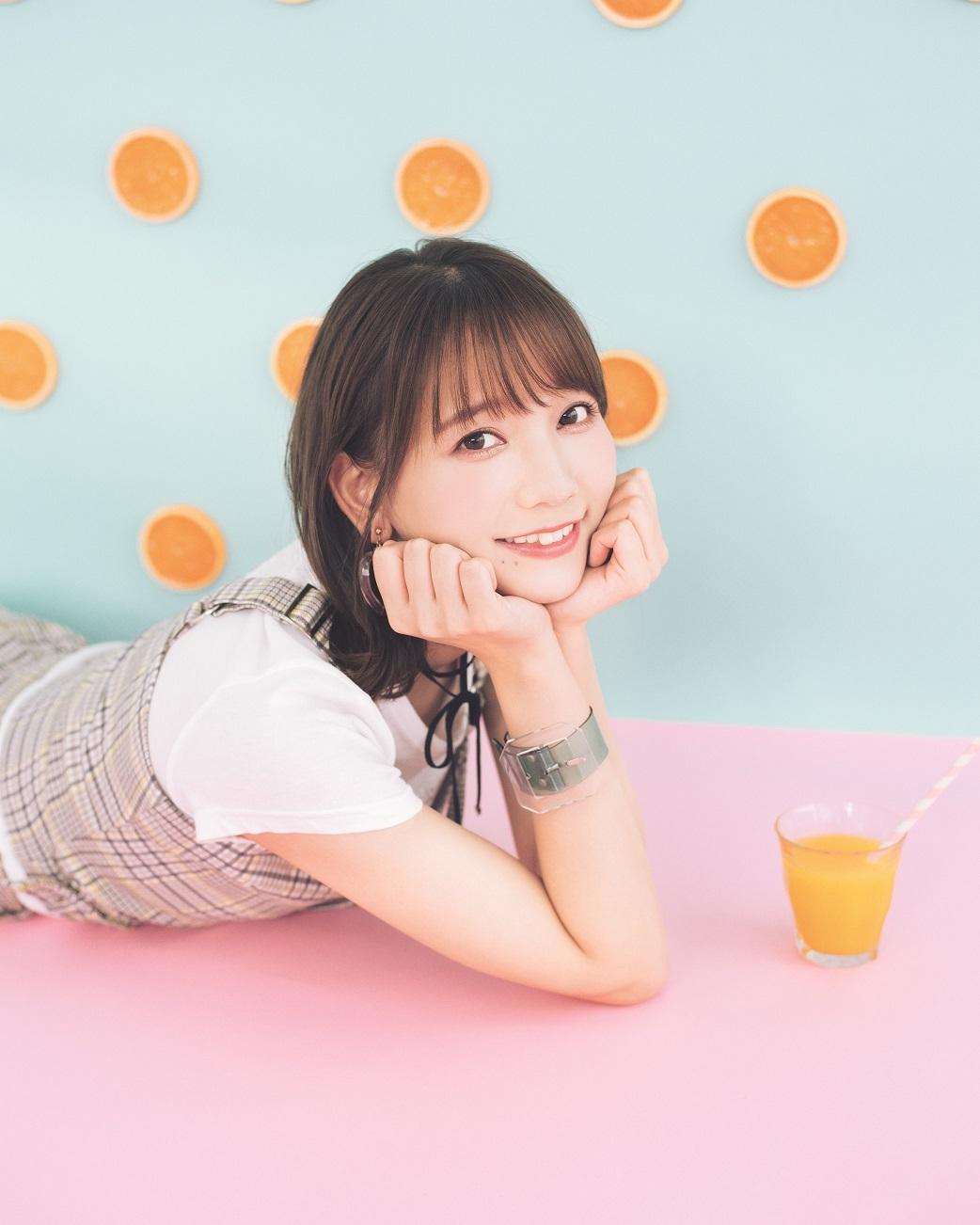 声優・和氣あず未1stシングル「ふわっと/シトラス」