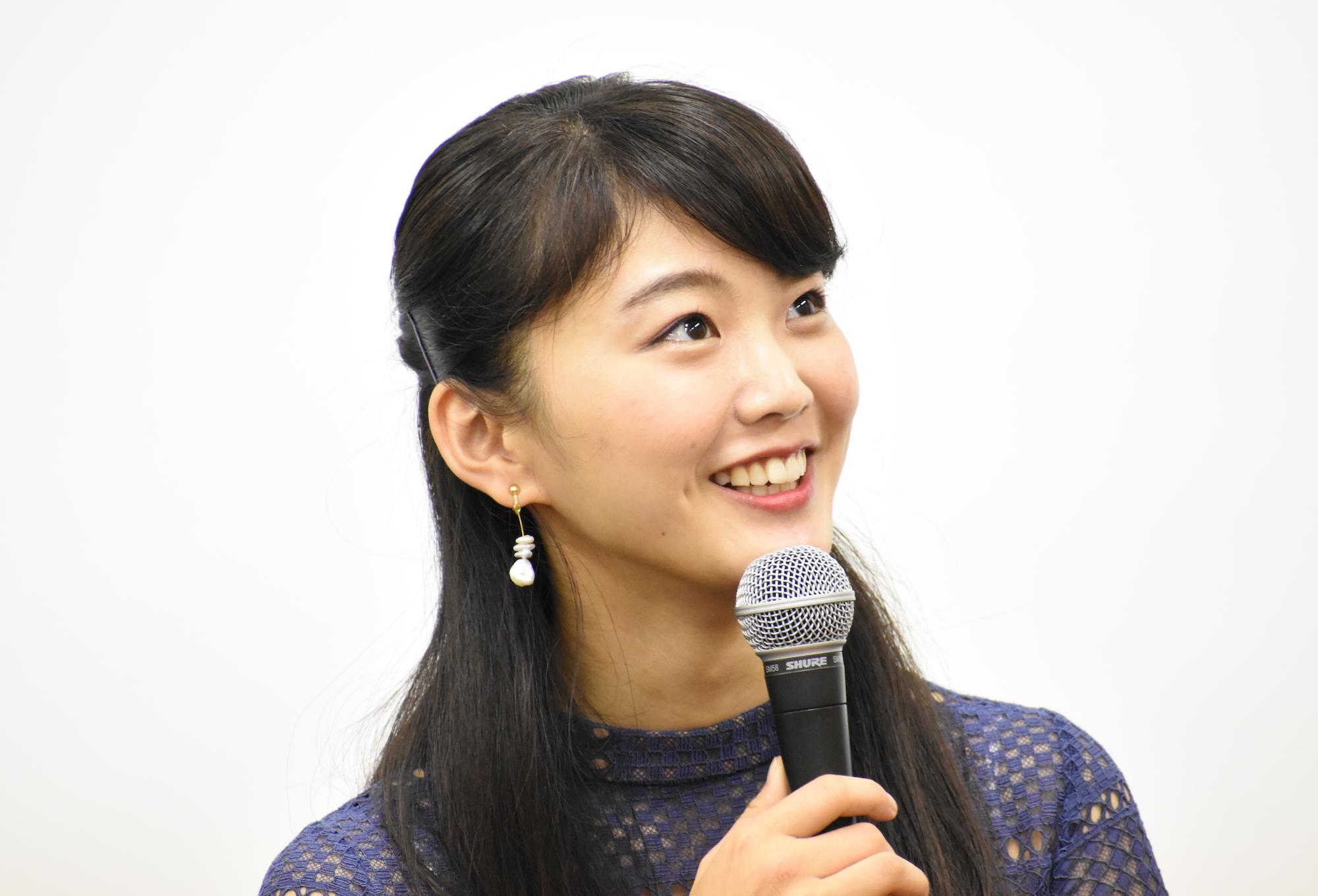 堀春菜/2019年11月10日(日)