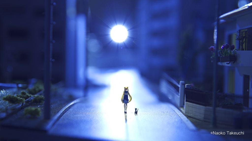美少女戦士セーラームーンエリア/「SMALL WORLDS TOKYO」