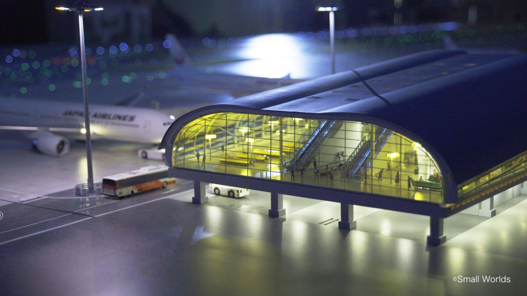 関西国際空港エリア/「SMALL WORLDS TOKYO」