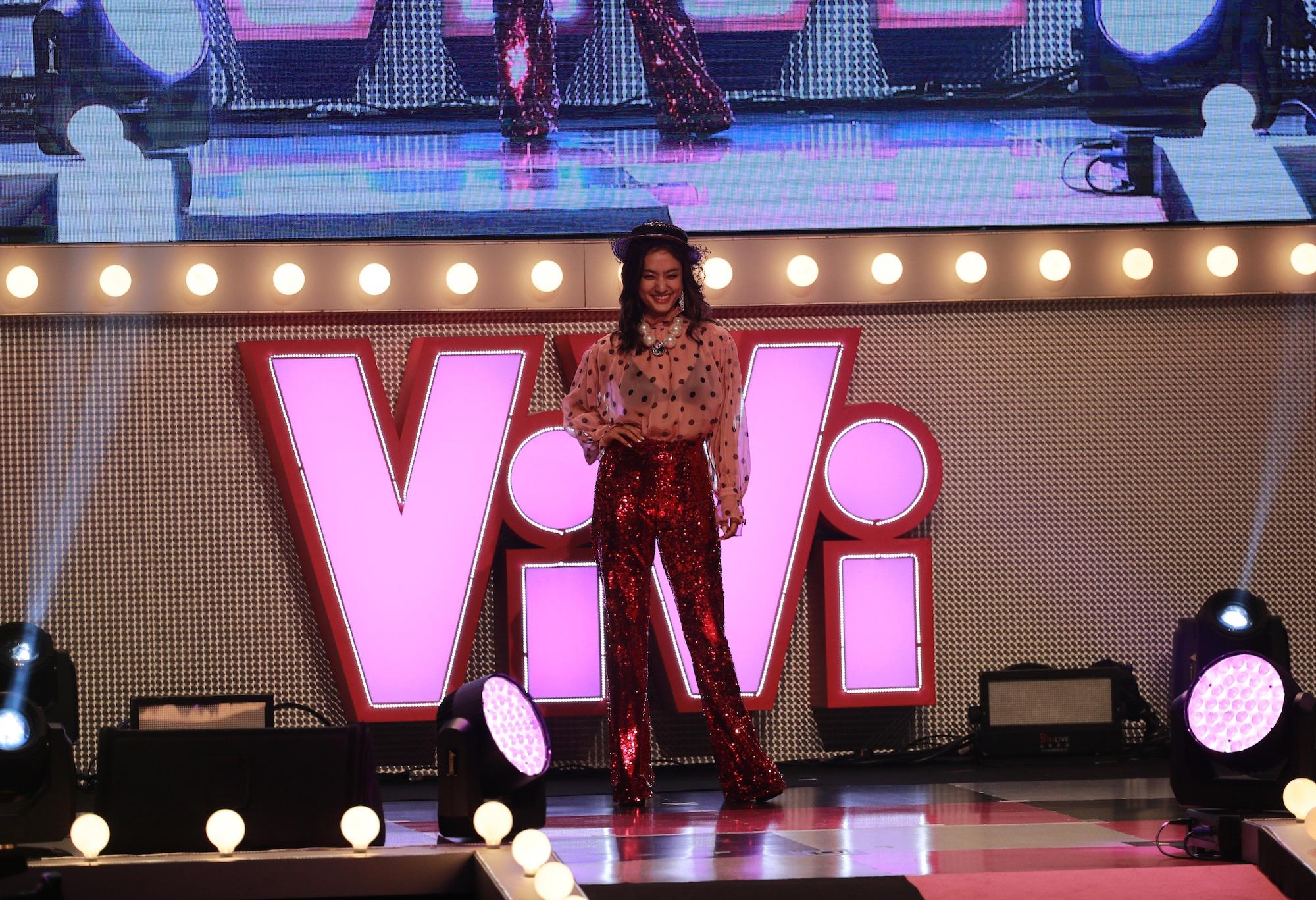 谷まりあ(ViViモデル)/ViViNight in Taipei(11月16日(土)、 台湾の新光三越Legacy MAXにて。