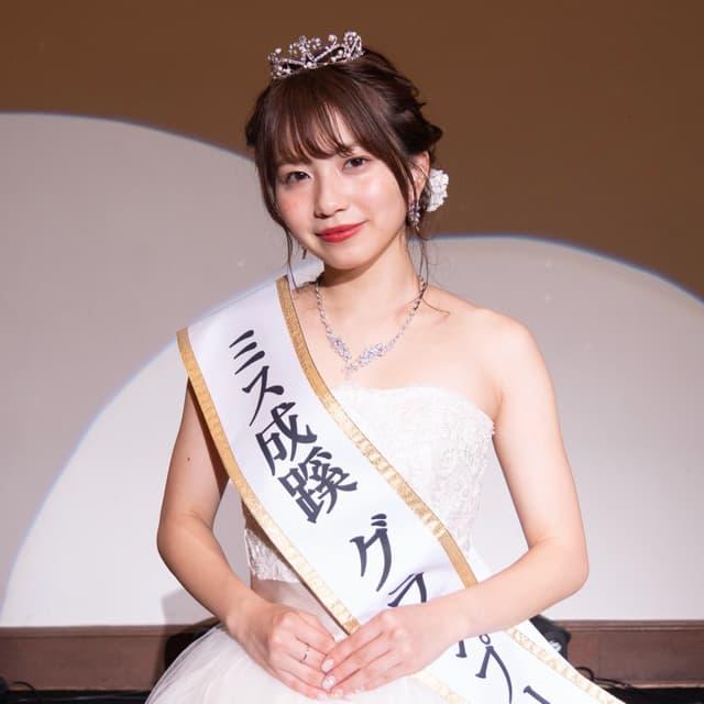 成蹊大学・松本楓加