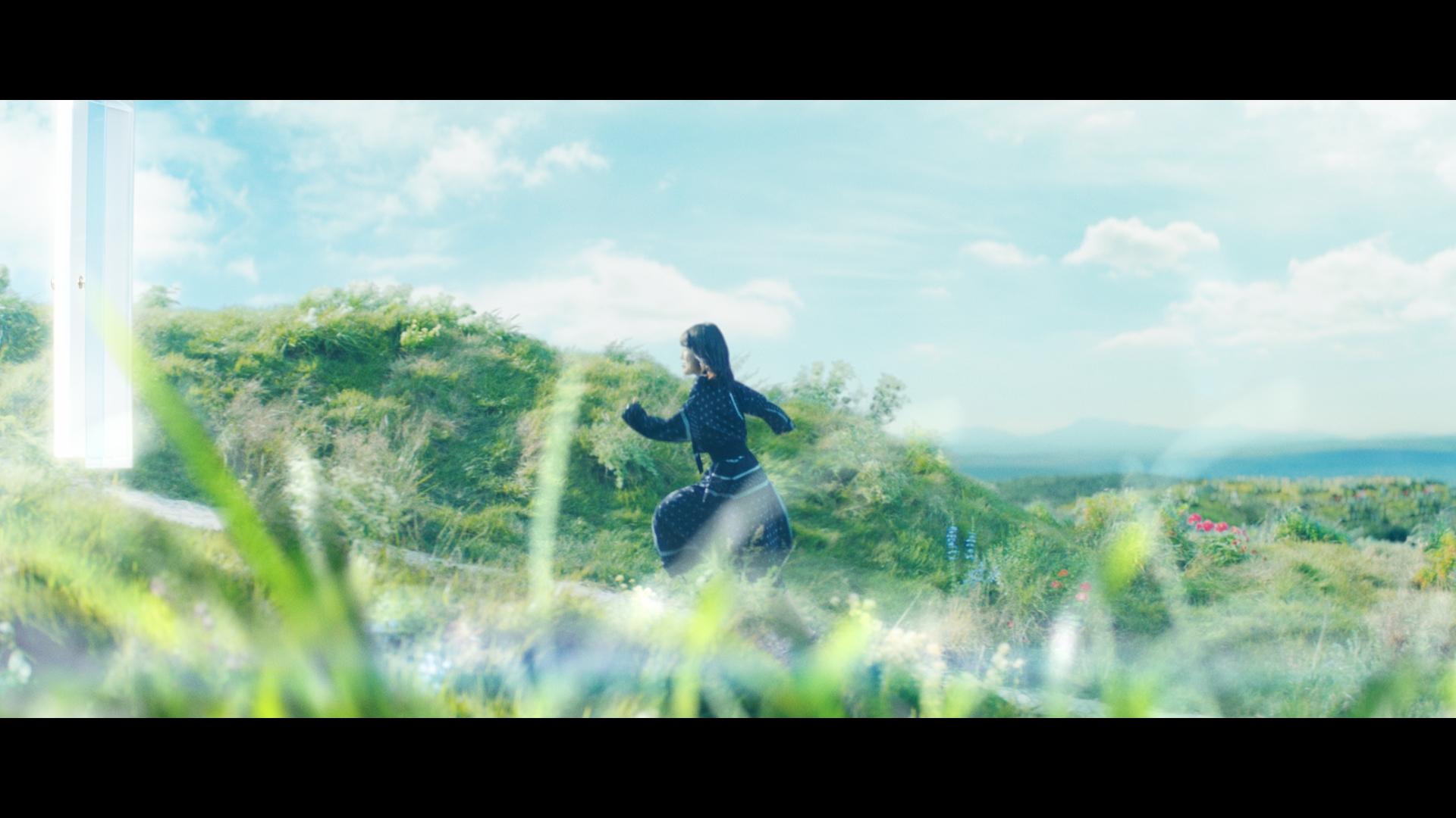 有村架純(ありむら かすみ・女優)/東芝の企業CM