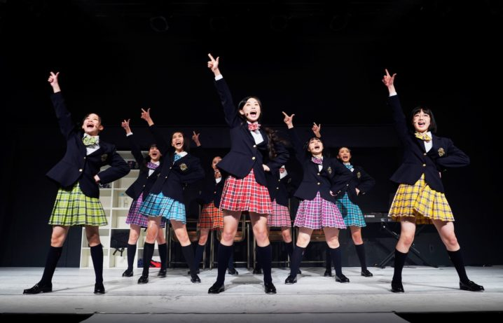 「浅草少女歌劇団 ローファーズハイ!!」のミュージカル舞台『LOAFERS HIGH The Musical ~9つの銅貨~』