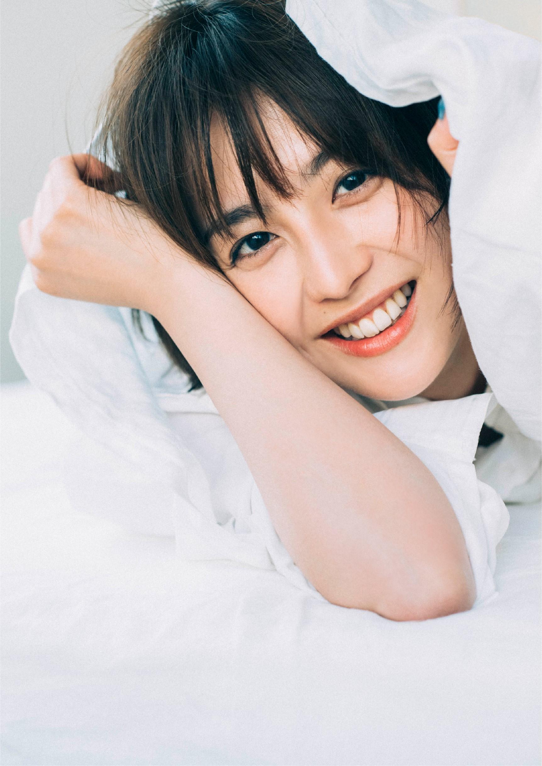 宮司愛海/『S-PARK 特別編集 宮司愛海フォトブック まっすぐ』