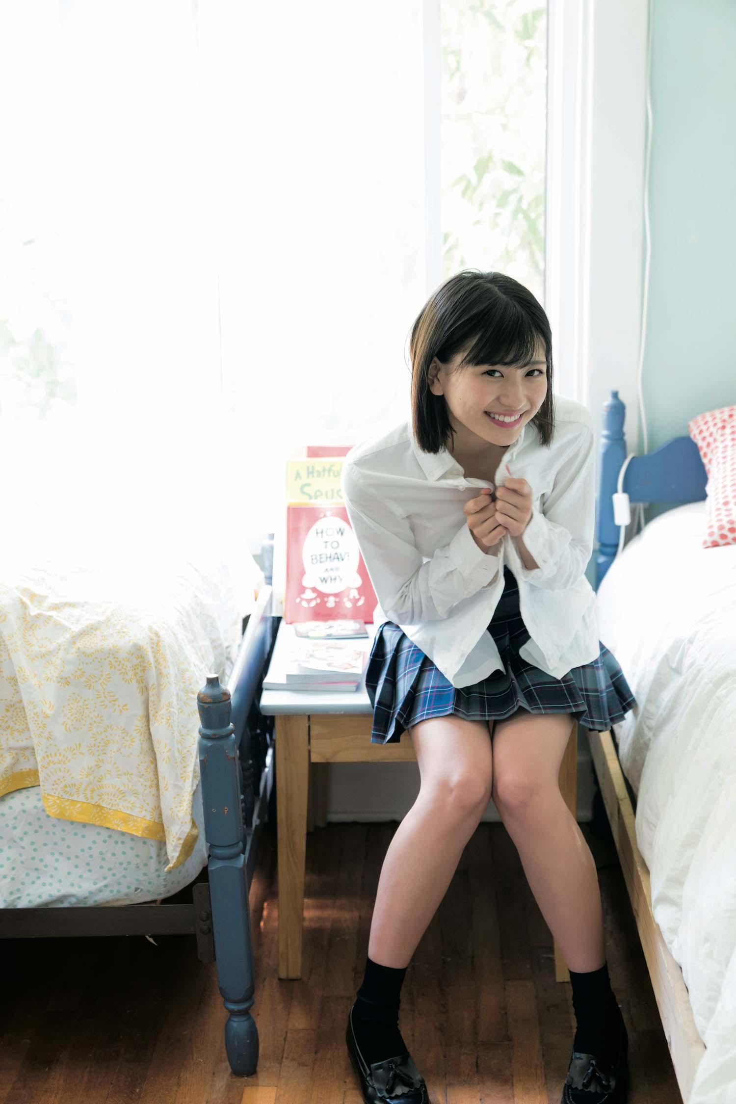 山田南実ファースト写真集「みなみと」