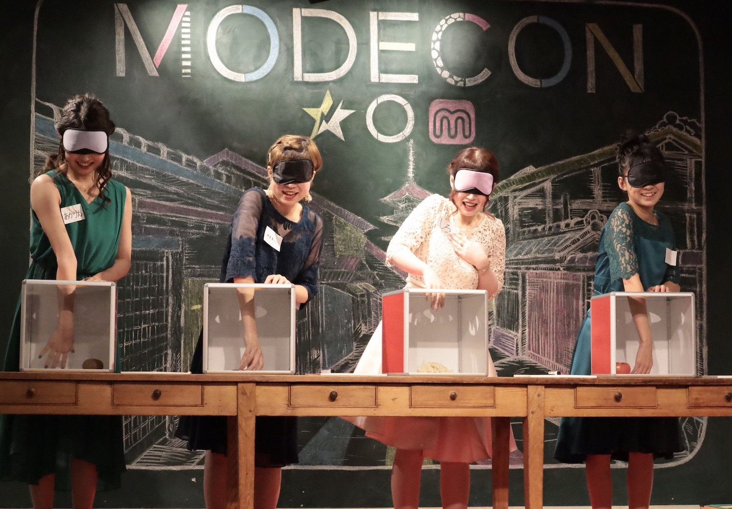 「MODECON OPA in 京都」