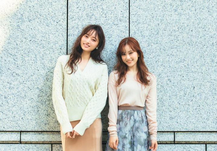 星野みなみ&梅澤美波が、 もしもOLだったなら...「乃木坂OLプロジェクト」乃木坂46
