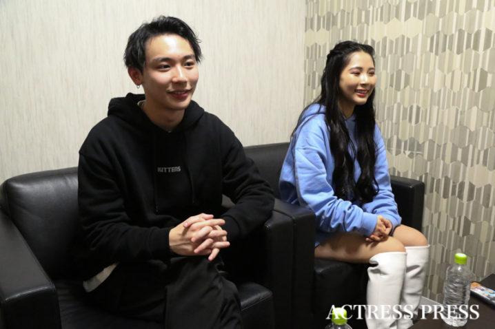 よしあき&ミチ・インタビュー/2019年12月23日、ACTRESS PRESS編集部