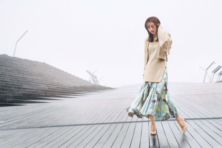 堀田茜、rienda(リエンダ)2020年春夏キャンペーンヴィジュアルモデル