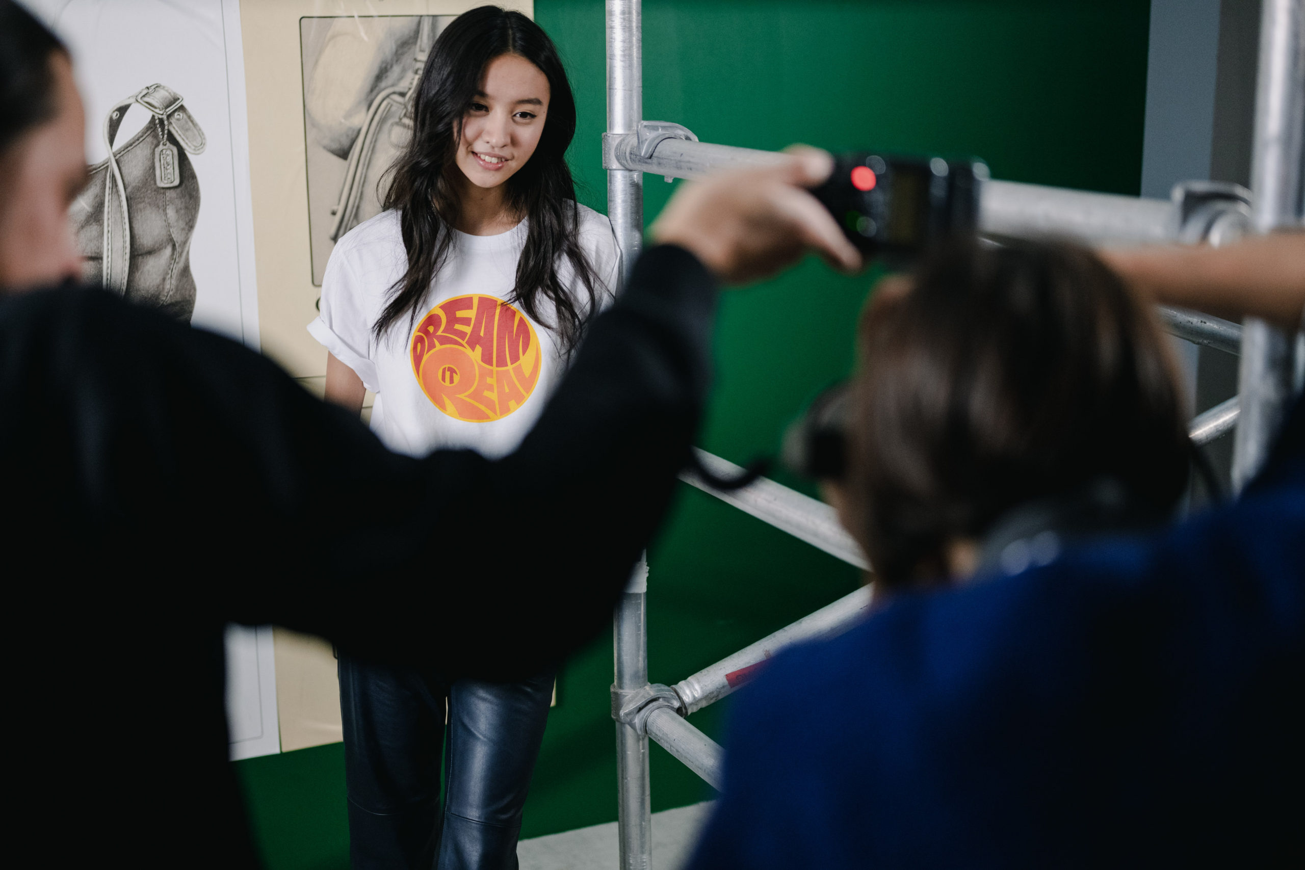 Kōki, /COACH(コーチ)のSpring 2020グローバル広告キャンペーン