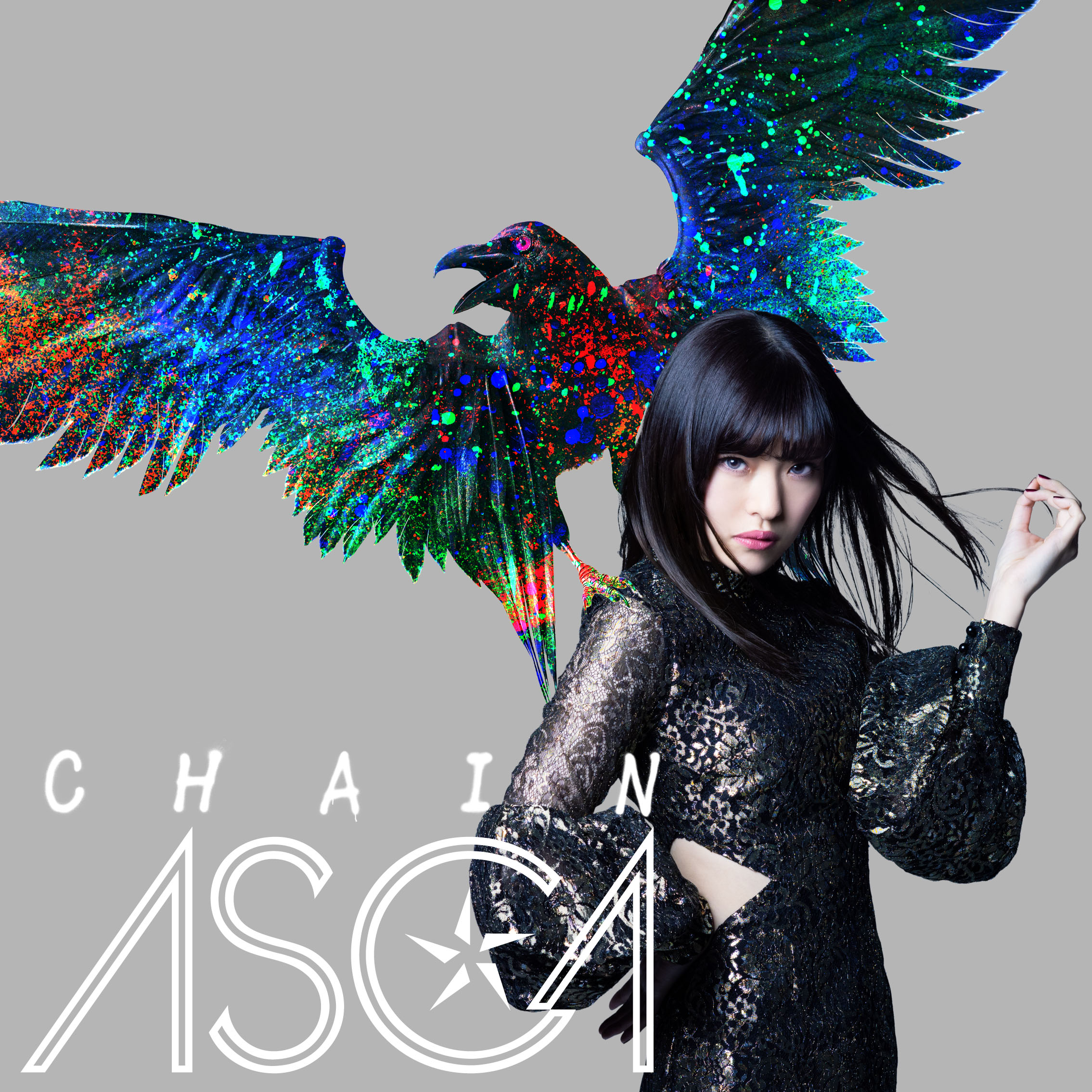伊織もえ/ASCAの曲「CHAIN」