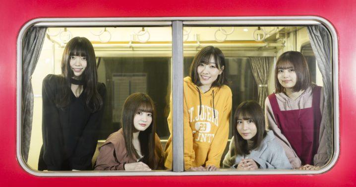 SKE48の出演者(左から野島樺乃、 江籠裕奈、 須田亜香里、 大場美奈、 北野瑠華)
