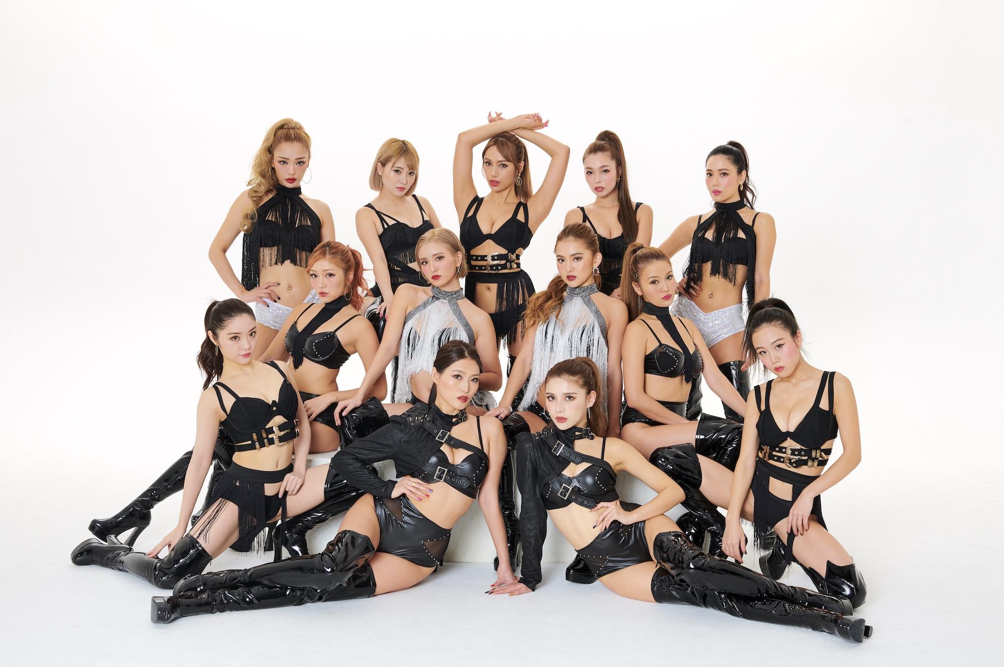 CYBERJAPAN DANCERS