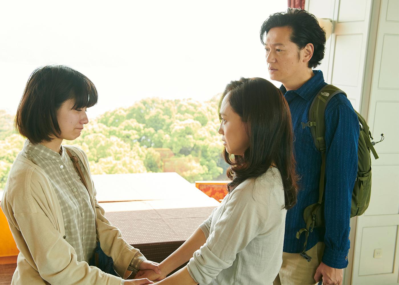 映画『朝が来る』(永作博美、井浦新)