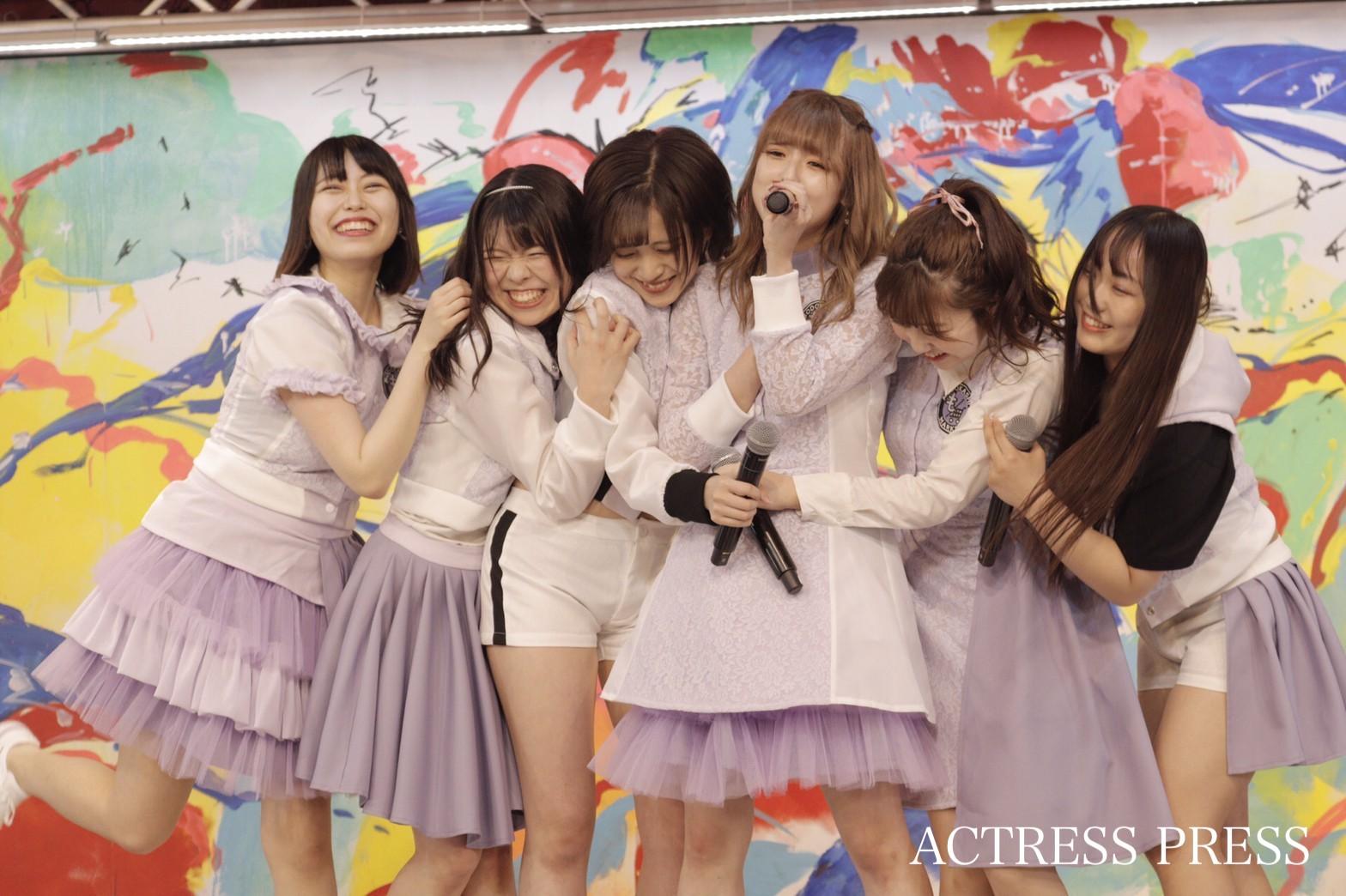もどかしマーケッツ/撮影:ACTRESS PRESS編集部