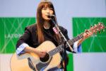miwa、ラゾーナ川崎プラザにてニューアルバムから4曲を披露!スペースシャワーTVの公開収録!