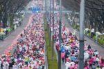 「渋谷・表参道Women's Run」開催!雨にも負けず、完走率99.4%!