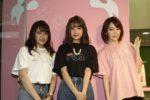 AKB48 入山杏奈・加藤玲奈・宮脇咲良が登場!AKB48グループ公認ファッションブランド「UNEEDNOW」ポップアップストア・オープニングイベント開催!