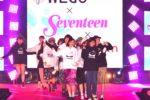 下村実生 & 岡本夏美、ガールズアワードのランウェイでキス!Seventeenモデル仲良しステージ!