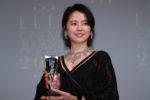 長澤まさみ、今年映画界で最も輝いた女優に贈る「エル ベストアクトレス賞」受賞!「エル・ガール ライジングアクトレス賞」は、中条あやみが受賞!