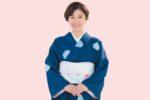 篠原涼子、日本和装「美しいきもの着付け教室」新CMキャラクターに!