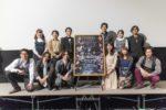 映画「ONLY SILVER FISH」完成披露舞台挨拶に、皆本麻帆・高柳明音(SKE48)らが劇中の衣装を着て登壇!