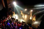 Shine Fine Movement、3rdワンマンライブを開催! 海外公演を経て培った実力でファンを魅了!