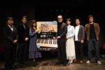 武藤十夢(AKB48)、佐野史郎とW主演を務める映画『おかあさんの被爆ピアノ』製作発表に登場!作品について語る!