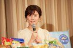 """""""ふみ飯""""で人気の女優・木村文乃、料理について語る!<ボンマルシェ スペシャルイベント ~旅するごちそう~>"""
