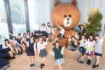 Popteenモデル・香音(のんのん)、「LINE MUSIC部」初代部長に!