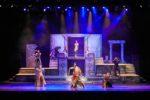 相楽伊織(元乃木坂46)が嫉妬に燃える愛憎の女戦士・カミーラ役を演じる舞台『DARKNESS HEELS~THE LIVE~』開幕!