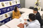 ハイスペックグラドル・小島みゆ、神奈川県警察と異色のコラボ!得意のイラストで悪を斬る!