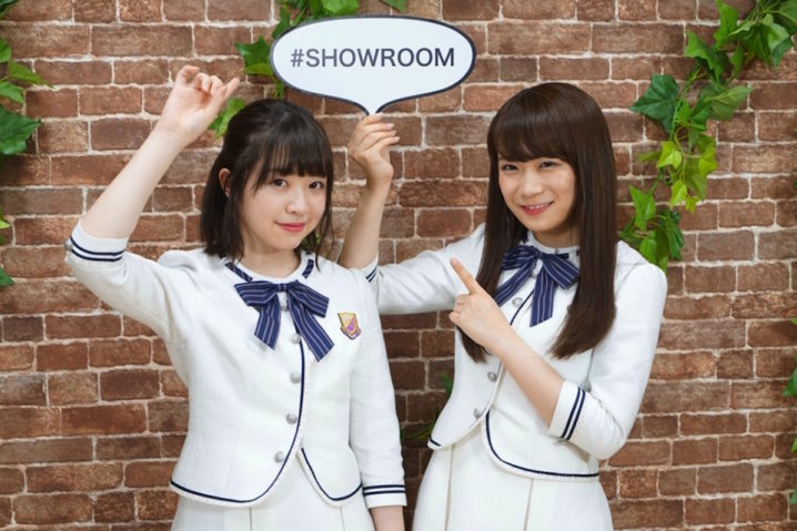 秋元真夏・渡辺みり愛(乃木坂46)SHOWROOM特番