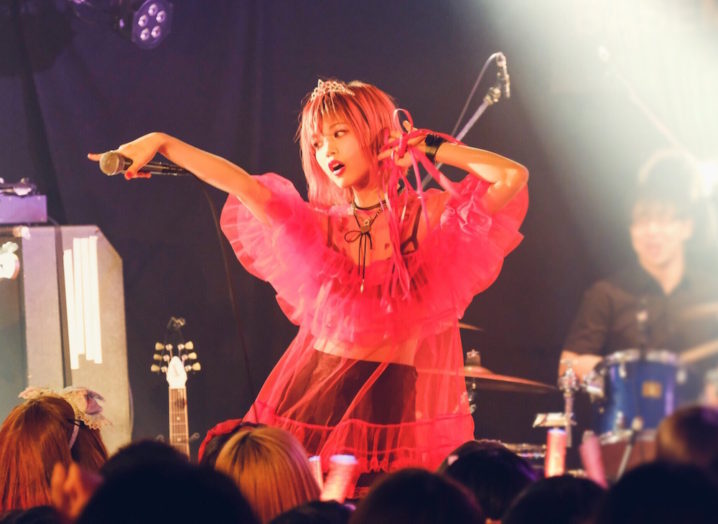 ハナエ(HANAE)ライブ