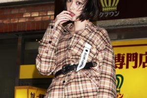 玉城ティナが着るH&Mのアジア限定コレクション『ASIAN KEYS』