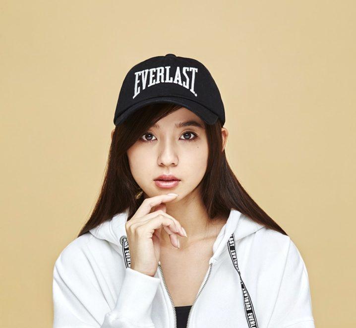 朝比奈 彩、米国スポーツ・ライフスタイルブランド「EVERLAST」2017年秋冬のイメージキャラクター