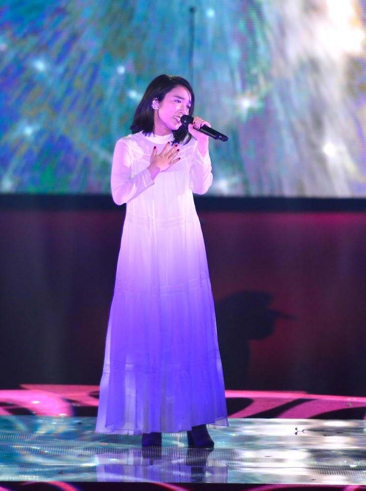 上白石萌音、GirlsAwardで「君の名は。」主題歌生歌唱!会場を魅了!