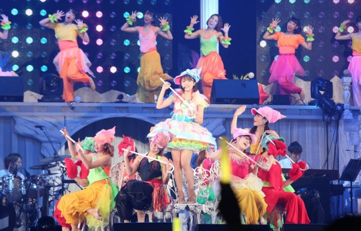 人気声優・三森すずこ、人魚になって歌い踊る!Live 2017「Tropical Paradise」