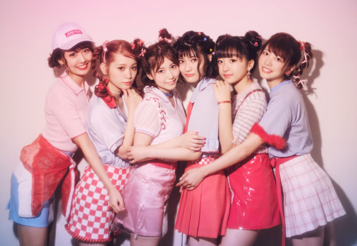 アイドルグループTokyo Flamingo(トーキョーフラミンゴ)