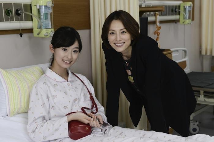 井本彩花 & 米倉涼子 ドラマ『ドクターX』