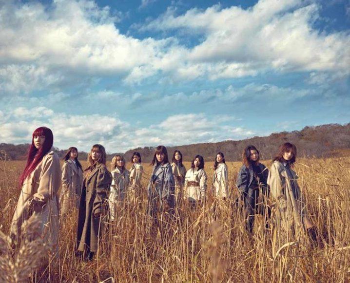 E-girls「北風と太陽」