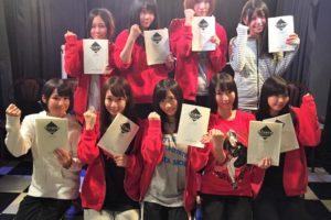 兵庫県姫路市PRアイドル「KRD8」が初舞台に挑戦