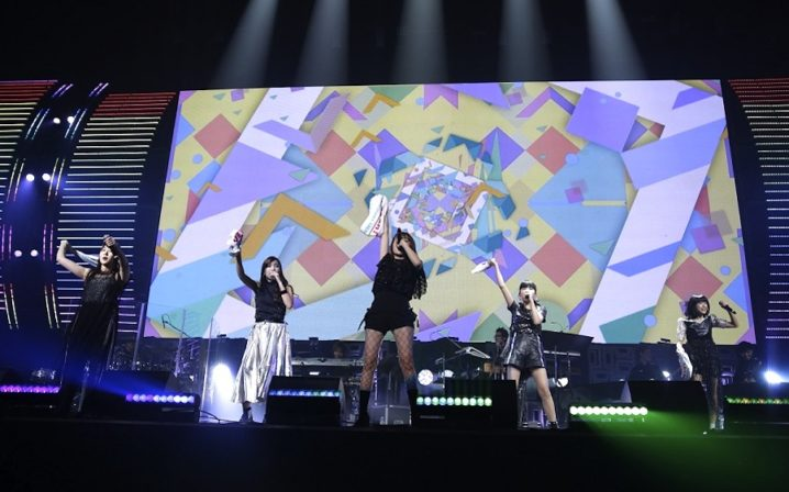 Little Glee Monster(リトグリ)、横浜アリーナで開催の「バズリズムLIVE2017」