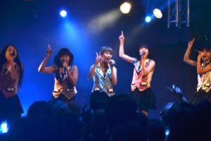 沖縄エリア代表・RYUKYU IDOL、ご当地アイドルNO.1