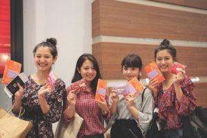 SAGEMON GIRLS(悠花・松元愛由・楠田瑠美・横山紗弓)