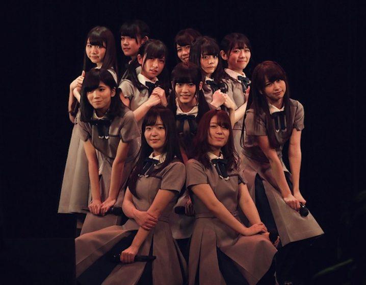 秋元康プロデュース デジタル声優アイドル・22/7