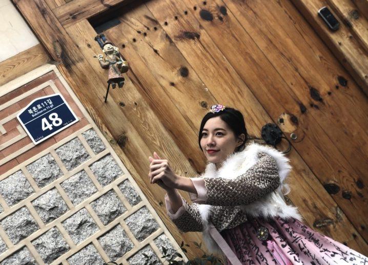松井珠理奈(SKE48) @韓国 AKB指原に捧げる恋チュン画像